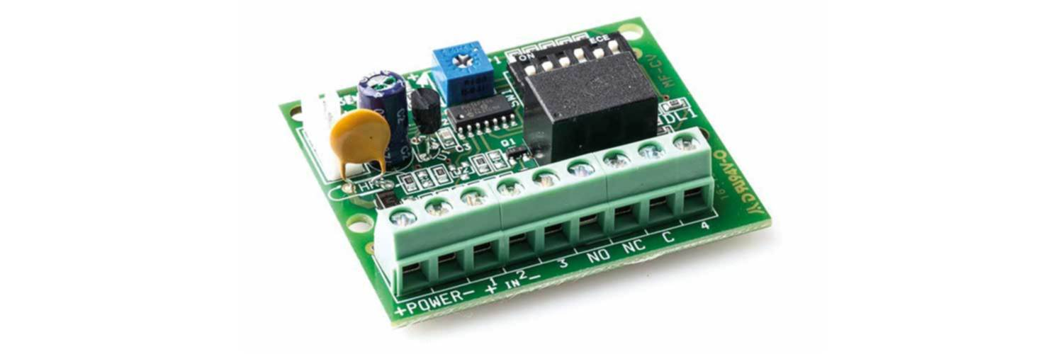 Relay and multi-function boards - Venitem