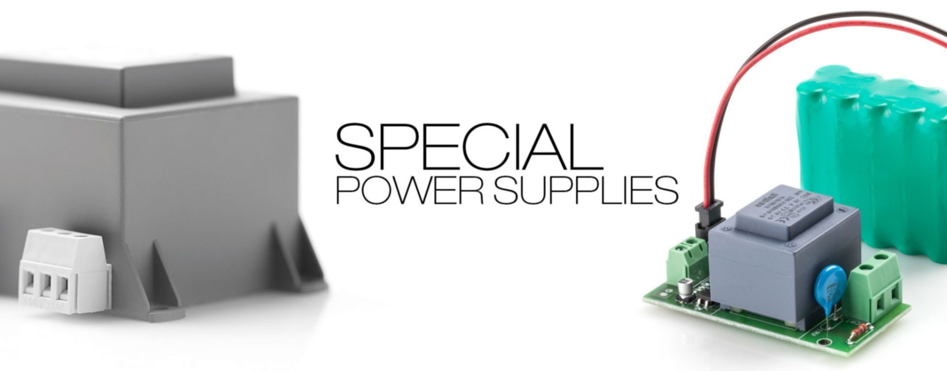 Special power supplies