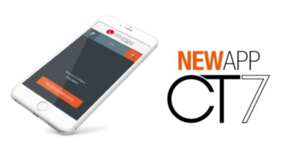 Our new CT7 app developed by METIDE