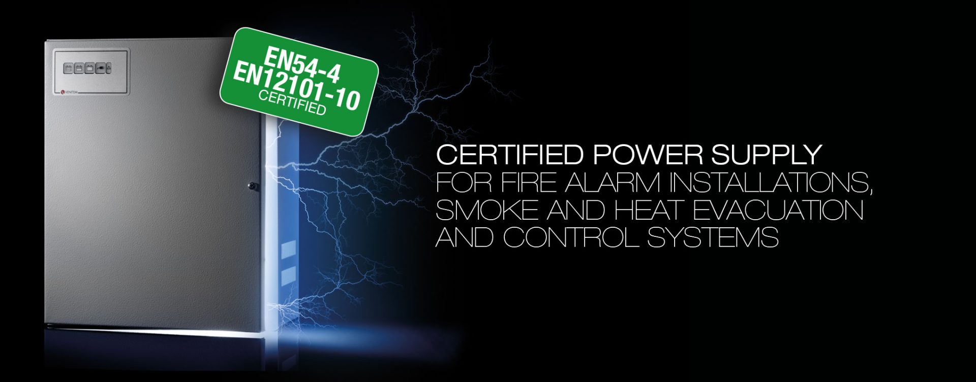 Fire alarm installations, smoke and heat evacuation and control systems