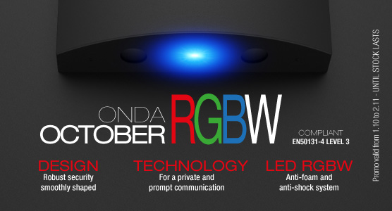 PROMO – ONDA LS with RGBW LED [October edition]