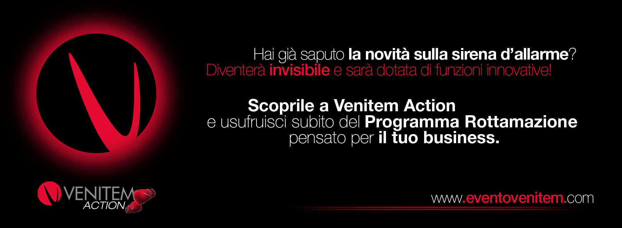 Venitem Action: l'evento dedicato al settore security